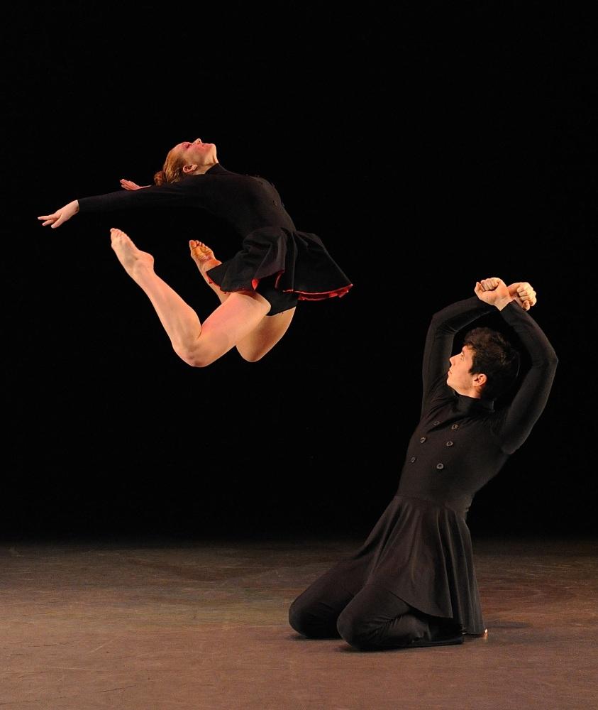 Contemporary Choreographers program is a triumph  (2/2)