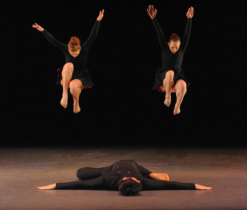 Contemporary Choreographers program is a triumph  (1/2)