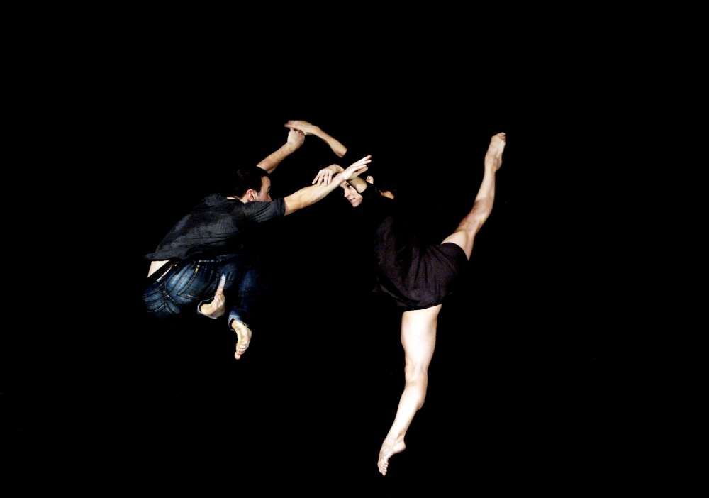 Spellbound Contemporary Ballet Opens First U.S. Tour with a Program Showing Brilliance but Lacking in Variety (2/3)
