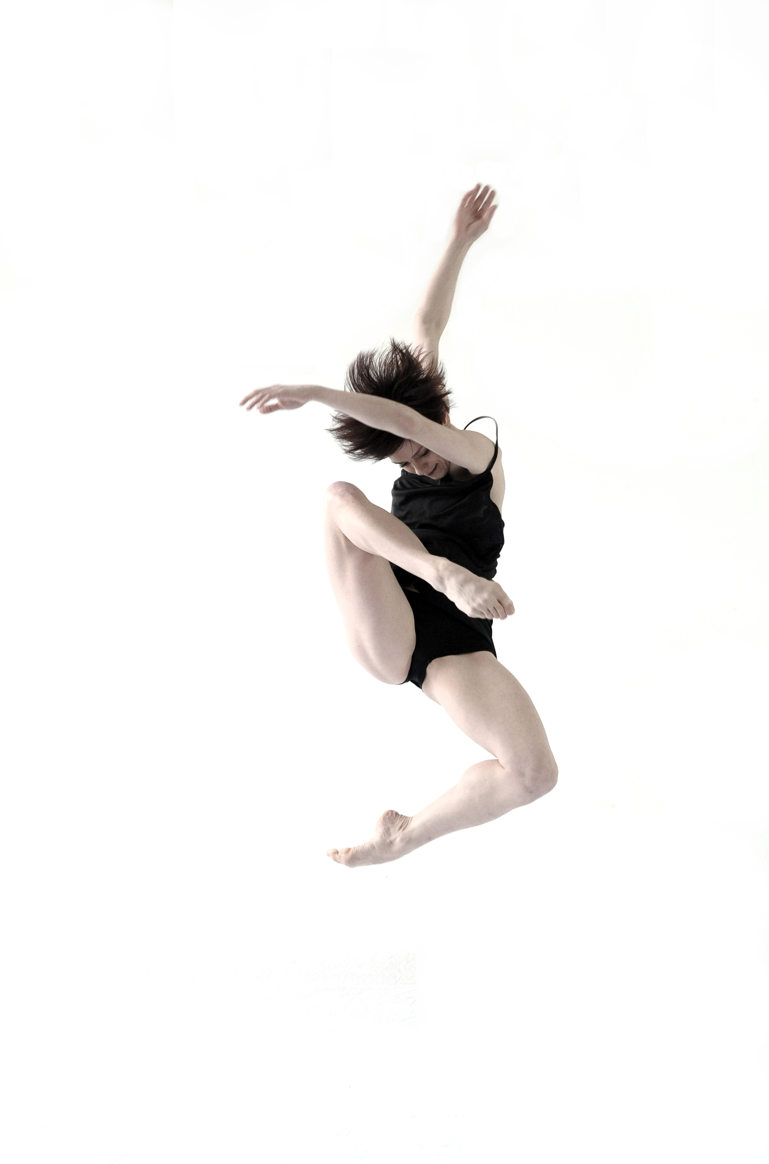 Contemporary Dancer Jumping | www.imgkid.com - The Image ...