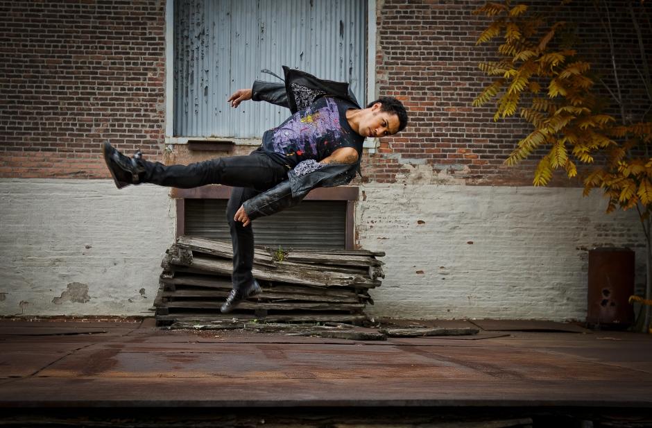 Wendell Cooper. Photo by Karim Parris.