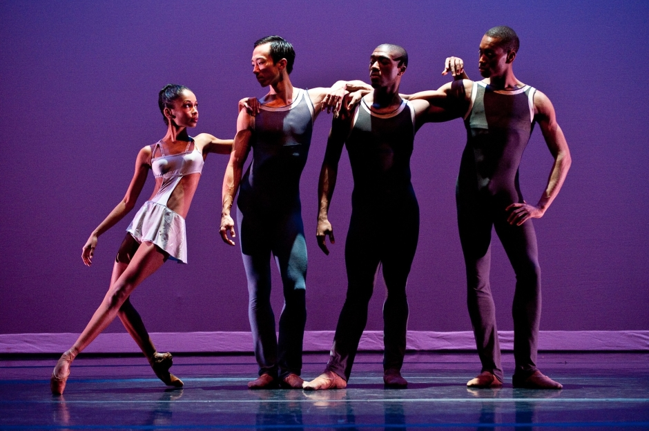 Photo courtesy of Dance Theatre of Harlem