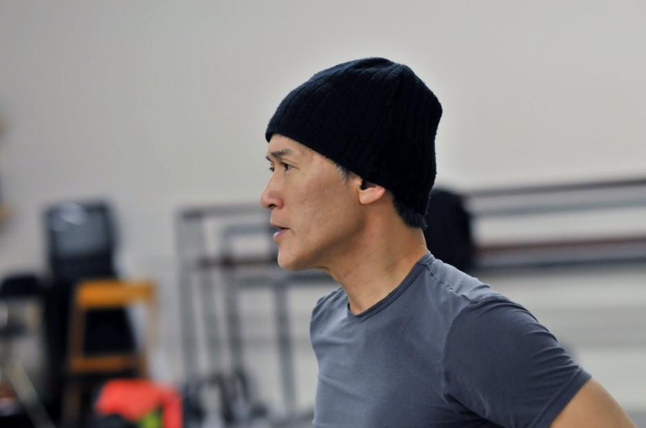David Shimotakahara. Photo courtesy of GroundWorks DanceTheater.