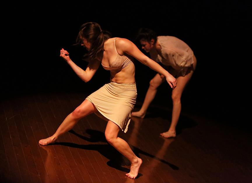 """Continuum Dance Theater performs """"Objects of DESIRE"""", Dec. 14. Photo courtesy of Continuum Dance Theater."""