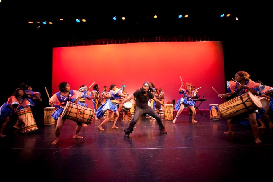 Photo courtesy of Asase Yaa African-American Dance Theatre.