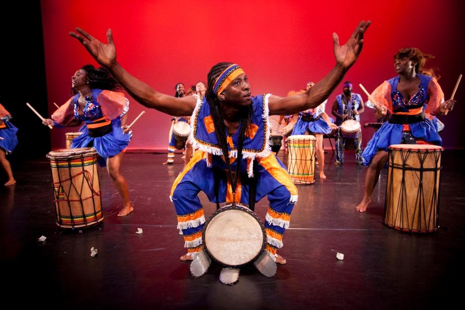 Photo courtesy of Asase Yaa African-American Dance Theatre