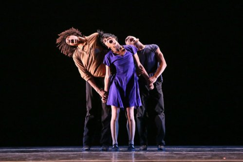 Malpaso Dance Company. Photo by Roberto Leon.
