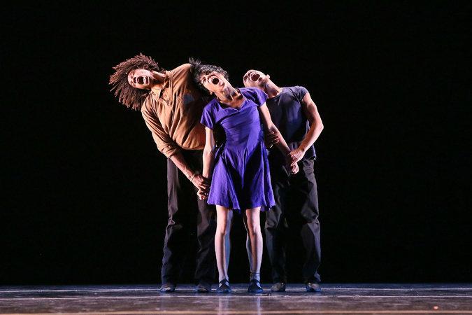 Malpaso Dance Company. Photo by Roberto Leon.