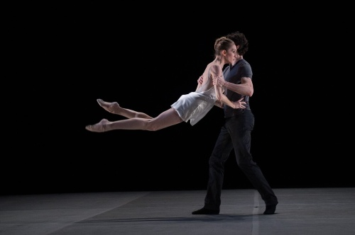 Wendy Whelan and Alejandro Cerrudo in Cerrudo's