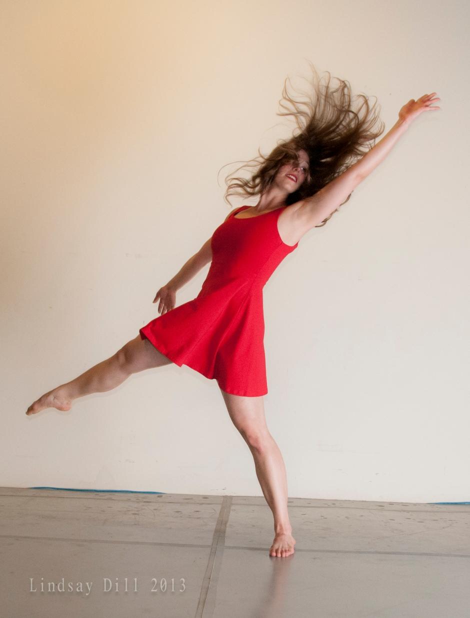 Alexandra Bodnarchuk. Photo by Lindsay Dill.