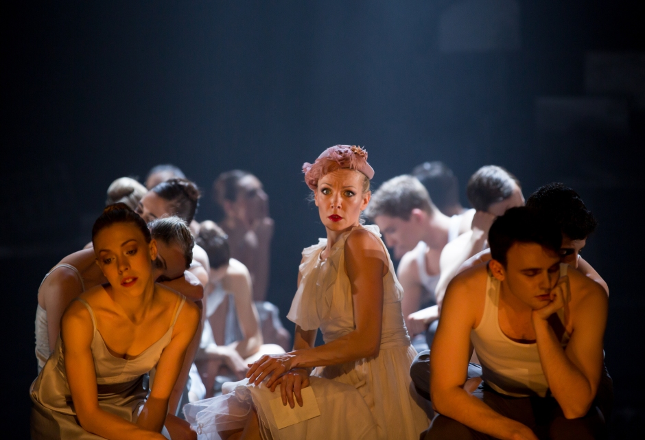 The Scottish Ballet in Nancy Meckler and Annabelle Lopez Ochoa's A Streetcar Named Desire. Photo by Andy Ross.