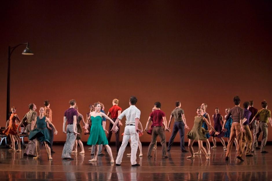 BalletMet dancers in Edwaard Liang's