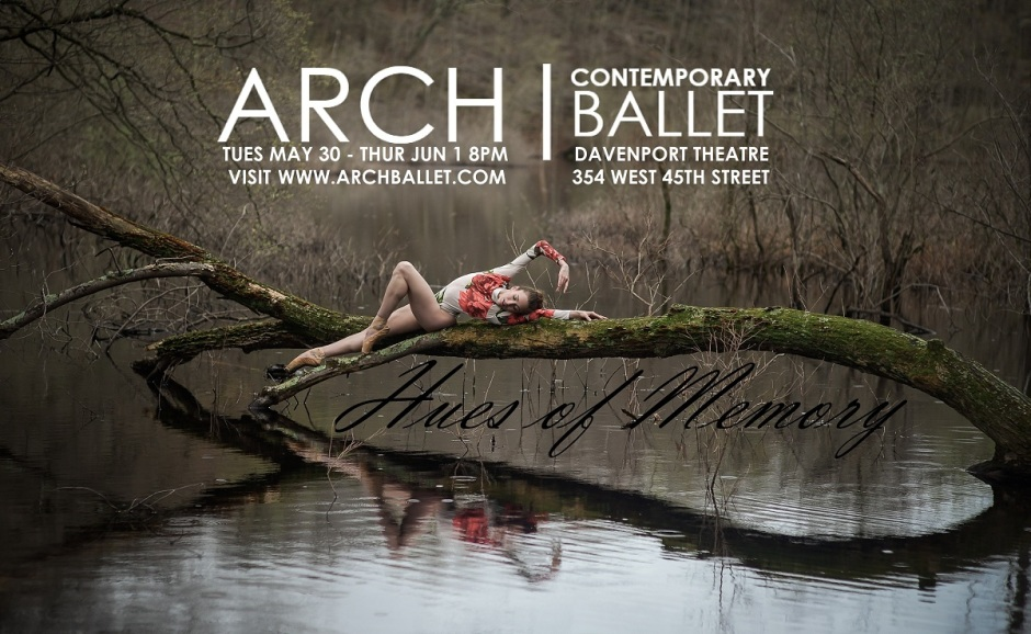 Arch Contemporary Ballet Sheena Annalise x Hues of Memory x Photo by Luis Pons x Dancer Katelyn Somers (3)