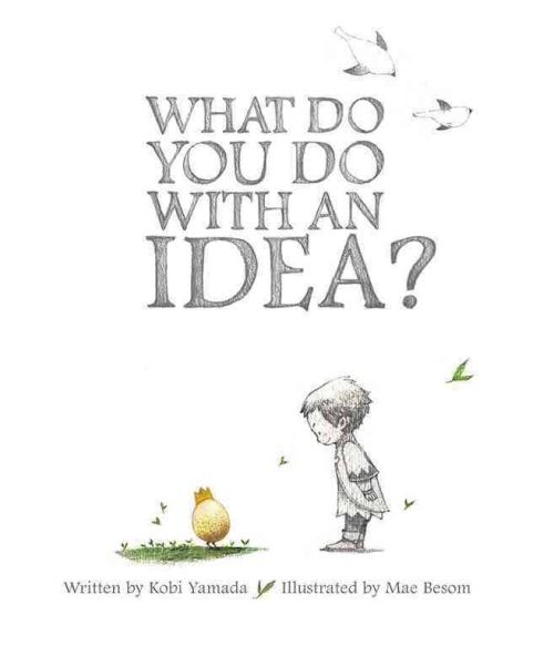 Idea book cover image