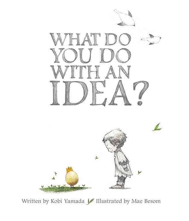 Idea book cover image