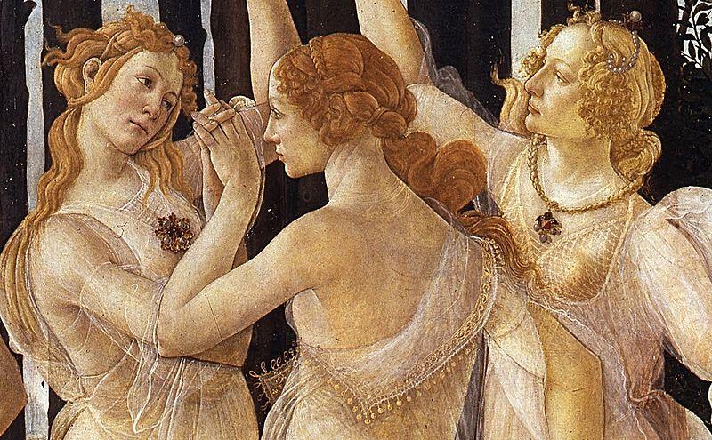 800px-Sandro_Botticelli_-_Three_Graces_in_Primavera_detail