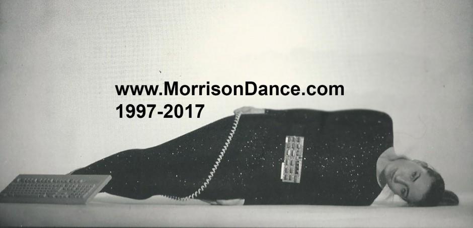 MorrisonDance 1997-2017 Director Sarah Morrison