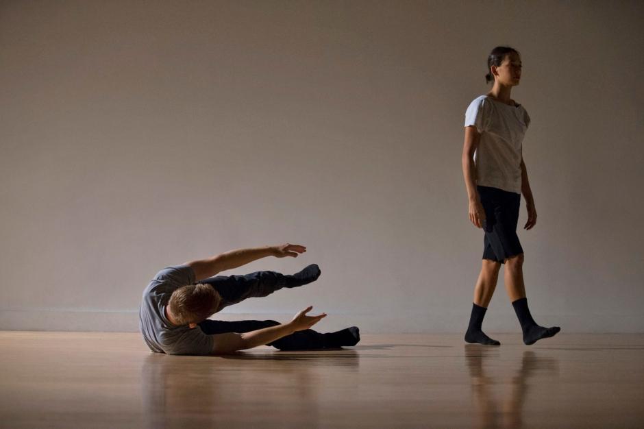 Robin Mineko Williams Rehearsal