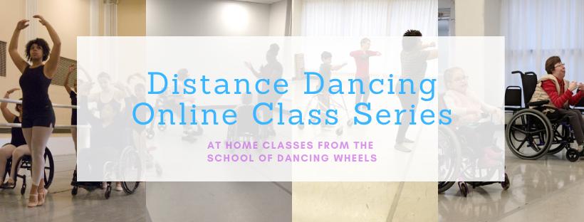 Dancing Wheels Online Classes